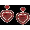 BALENCIAGA Casino heart earrings - 耳环 -