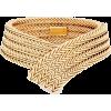 BALENCIAGA Chain-mesh cuff bracelet £437 - Armbänder -