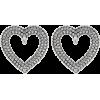 BALENCIAGA Crystal earrings - Earrings -