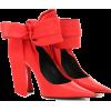 BALENCIAGA Dance Knife leather pumps - Scarpe classiche - 895.00€