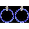 BALENCIAGA Hoop earrings - Earrings -