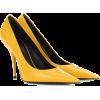 BALENCIAGA Leather pumps - Classic shoes & Pumps - $750.00