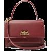 BALENCIAGA Sharp XS leather cross-body b - Clutch bags -