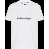 BALENCIAGA - T恤 -