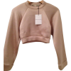 BALENCIAGA cropped  sweater - Pullovers -