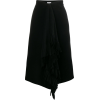 BALENCIAGA fringe detail knee length ski - Skirts -