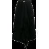 BALENCIAGA fringe detail knee length ski - Saias -