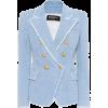 BALMAIN Blazer aus Baumwolle - Jacket - coats -