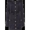 BALMAIN Off-the-shoulder minidress - Dresses -