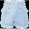 BALMAIN Tweed shorts - Shorts -