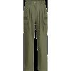 BALMAIN - Pantaloni capri -