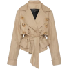 BALMAIN neutral jacket - Jakne i kaputi -