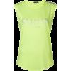 BALMAIN sleeveless logo top - T-shirts -