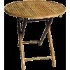 BAMBOO54 bamboo side table - Uncategorized -