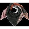 BARBIERI silk multicolour scarf - Scarf -