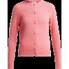 BARRIE  Arran Pop cashmere cardigan - Cardigan -