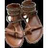 BASH sandals - サンダル -