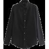 BASIC BUTTON FRONT SHIRT (2 COLORS - Košulje - kratke - $26.97  ~ 171,33kn