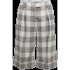 BAUM UND PFERDGARTEN pleated shorts - pantaloncini -