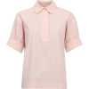 BAUM UND PFERGARTEN pink shirt - Camicie (corte) -