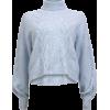 BAUM UND PFERGARTEN wool sweater - Pullovers -
