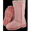 BEARPAW KIDS 617Y MEADOW 10 INCH SHEEPSKIN BOOTS Salmon - Boots - $32.88