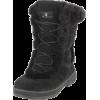BEARPAW Women's Alyssia Mid-Calf Boot Black - Čizme - $51.11  ~ 324,68kn