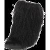 BEARPAW Women's Boetis II Mid-Calf Boot Black - Boots - $104.39