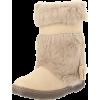 BEARPAW Women's Sonjo II Mid-Calf Boot Camel - Boots - $54.90