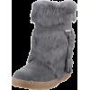 BEARPAW Women's Sonjo II Mid-Calf Boot Charcoal - ブーツ - $54.90  ~ ¥6,179