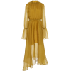 BEAUFILLE chiffon dress - sukienki -
