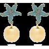 BEGUM KHAN - Earrings -