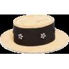 BENOÎT MISSOLIN  Luce straw hat - Hat -