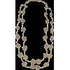 BERNARD DELETTREZ Four-Leaf Clovers Bron - Necklaces -