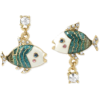 BETSEY JOHNSON Earrings - Ohrringe -