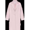 BEVZA Wool Cocoon Overcoat - Jacket - coats -