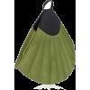 BEVZA lime grand fan bag - Hand bag -