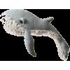 BIGSTUFFED whale soft toy - Furniture -
