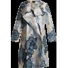 BIYAN Manteau en organza à jacquard flor - Jacket - coats -