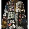 BIYAN patchwork cotton jacket - Kurtka -