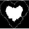 BLACK SB HEART 2 - Illustrations -