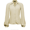 BLOOMSBURY neutral blouse - Camicie (corte) -