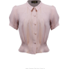BLOOMSBURY pink blouse - Camicie (corte) -