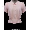BLOOMSBURY pink blouse - Shirts -