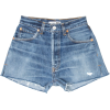 BLUE DENIM - JEANS SHORTS 23 Levi's - Shorts -