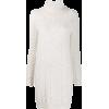 BLUMARINE funnel neck dress - Dresses -