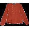 BOHEMIAN TRADERS blouse - Košulje - kratke -