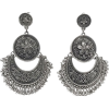 BOHO DISC DROP EARRINGS - Aretes - $8.99  ~ 7.72€