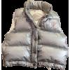 BONPOINT puffer sleeveless jacket - Jacket - coats -