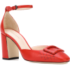 BOTTEGA VENETA ankle strap buckle pumps - Sandals -